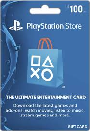 psn gift card sony playstation network 100 gift card blue psn 100 best buy