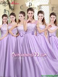 bridesmaid dresses lavender cheap square cap sleeves lavender bridesmaid dresses with belt