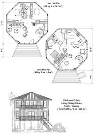two home plans two piling house plans topsider homes