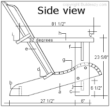 Build An Adirondack Chair Adirondack Chair Project Standard Chair Assembly
