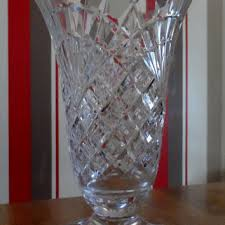 waterford crystal l base best etched crystal vase products on wanelo