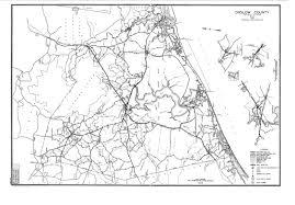 County Map Of North Carolina Onslow County Maps