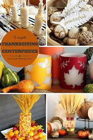 5 simple thanksgiving centerpieces thanksgiving centerpieces