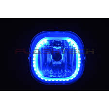 ford f250 f350 v 3 fusion color change halo fog light kit 2001