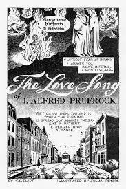 the love song of j alfred prufrock illustrated by julian peters