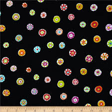halloween chibi background halloween discount designer fabric fabric com
