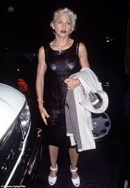 madonna dated tupac shakur three years before he died in 1996