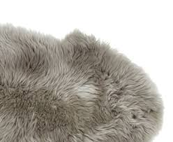 Sheepskin Runner Rug Nuzzler Runner Grey Sheepskin Rug Loaf