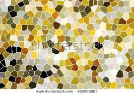 color digital mosaic backdrop interior design stock illustration