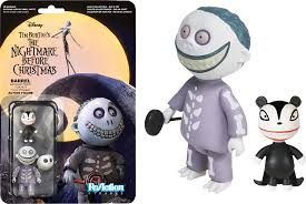 funko releases the nightmare before reaction figures