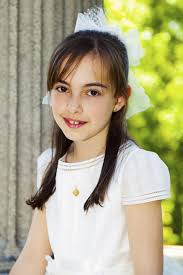 cute hairstyles for first communion 28 easy first communion hairstyles for girls that stole our heart
