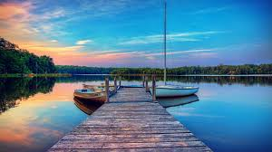wallepaper lake dock wallpaper wallpaper