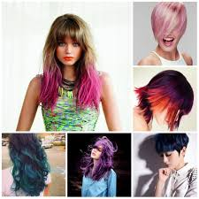 edgy hairstyles for long 2017 edgy color ideas for 2017