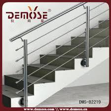 Banister Fittings Latest Staircase Hand Railing Design Stainless Steel Handrail