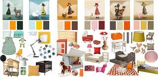 theme pour chambre le décoration pour chambres d enfants