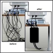 Computer Desk Cord Management Cord Management Solutions Design Decoration