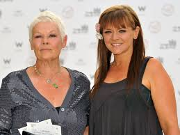 the vote judi dench to star with daughter in polling station play