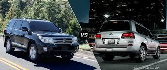 lexus lx 570 vs bmw x6 lexus lx 570 vs toyota land cruiser 2017 ototrends net