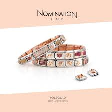 nomination classic rose gold letter d charm 430310 04 the jewel hut