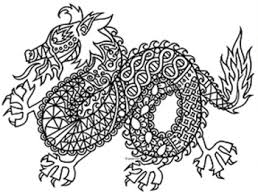 88 chinese dragon coloring pages chinese dragon coloring