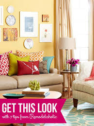 Best Home Ideas Images On Pinterest Home Ideas Kitchen And - Bright colors living room