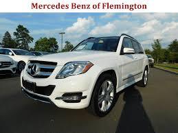 mercedes flemington certified pre owned 2014 mercedes glk glk 350 suv in