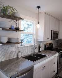 White Formica Kitchen Cabinets Beautiful White Laminate Countertops In Design