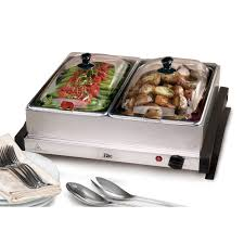 Elite Platinum Stainless Steel Buffet Server by Buffet Servers And Sideboards Buffets For Dining Room Buffet