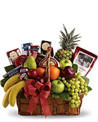 food basket gifts gourmet floral gifts don t send boring gift baskets teleflora