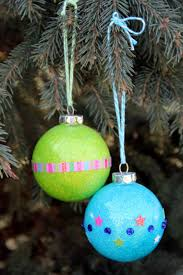 doodlebug design inc tuesday tutorial glitter ornaments by