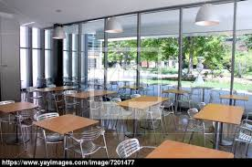 modern cafeteria image yayimages com