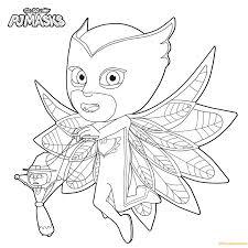 masks for kids pj masks kids coloring page free coloring pages online