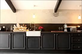credence cuisine bois cuisine bois credence noir et galerie et cuisine noir et bois images