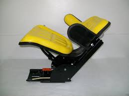 suspension seat john deere tractor yellow 1020 1530 2020 2030