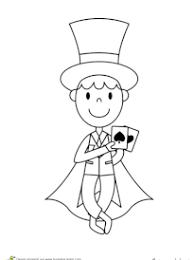 coloriage les magiciens sur hugolescargot com