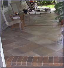 Outdoor Tile Patio Outdoor Tile Over Concrete Patio Patios Home Design Ideas