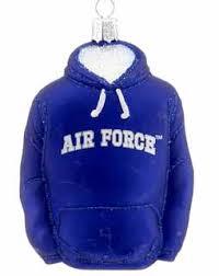 buy air force hoodie university christmas ornaments college