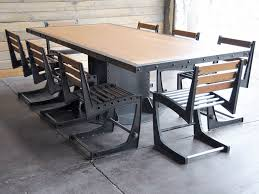 industrial tables for sale excellent creating an industrial style dining room industrial dining