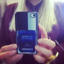 chanel nail polish phone case gypsy jean