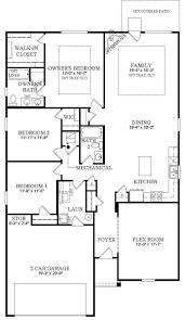 centex home floor plans florida