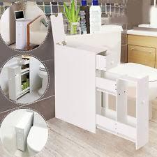 Narrow Bathroom Floor Cabinet by Unbranded Bath Storage Cabinets Ebay
