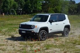 renegade jeep truck test drive u0026 review 2015 jeep renegade trailhawk recensione jeep