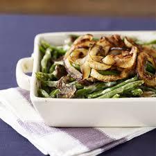 green bean casserole thanksgiving recipes