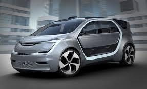chrysler portal concept previews possible ev minivan u2013 news u2013 car