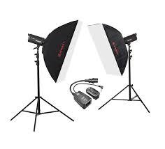 home photography lighting kit home studio pro kit 600 jinbei ec v 600w 2 light kit jinbei 600w