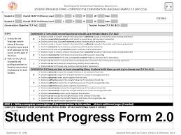 gray oral reading test sample report english learner instruction designated eld elementary spf2 ooat woat