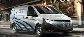mercedes road side assistance parts and service mercedes vans
