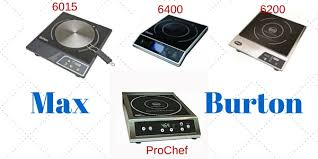 Interface Disk For Induction Cooktop Max Burton Induction Cooktops With Reviews U2022 Magnetic Cooky