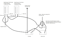 wiring diagram boat design net
