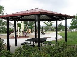 Sheridan Grill Gazebo by Laquinta Park